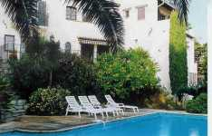 France villa rental Antibes and Juan les Pins