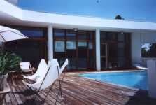 France villa rental Antibes center and beach
