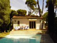 France villa rental Antibes