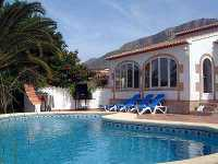 Villa To Rent Javea and Montgo Costa Blanca Spain