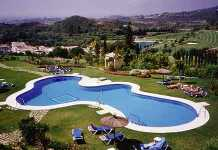 golf appartment for rent Los Arqueros near beaches  Costa Del Sol Spain Andalusie