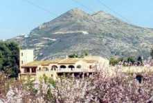 Finca villa and casitas for rent Javea - Denia Costa Blanca Spain
