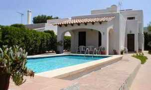 Cala D'or villa to rent with pool