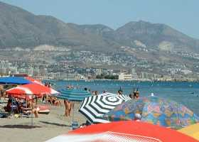 Fuengirola beaches