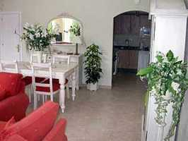 Holiday villa rental - Kitchen