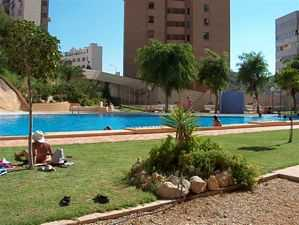 Costa Blanca appartment for sale in Benidorm