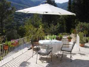 Bed & Breakfast B&B St Paul de Vence in Cote d'Azur France