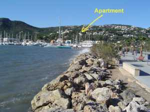 apartment For sale Puerto Andratx in Majorca Spain