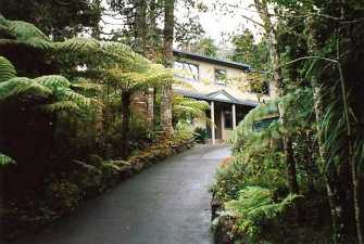 Bed and Breakfast Bed and Breakfast accommodation Auckland in North Island New Zealand