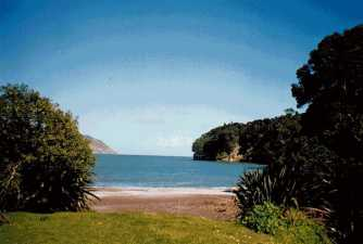 chalet accommodation Auckland in North Island New Zealand