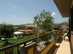 Fiuggi apartment to rent in Italy near Montecassino