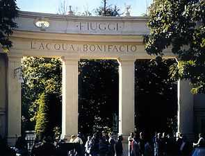 Tourist information on Fiuggi Italy near Montecassino