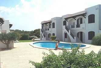 Self catering apartment to rent in Minorca
