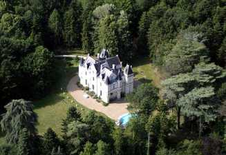 Chateaux for rental in Loire Valley, Rural France