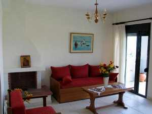Chalkidiki self catering villa for rental near Thessaloniki Kalithea