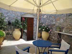 Hydra Greek Island rental house