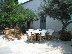 Hydra holiday rentals property with pool
