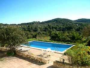 Ibiza villa to rent in San Rafel