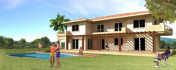 Off plan villas for sale Turkey
