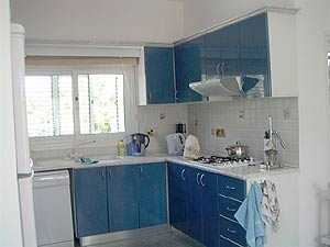 Luxury holiday villa to rent with pool near Kyrenia, Northern Cyprus - Kitchen