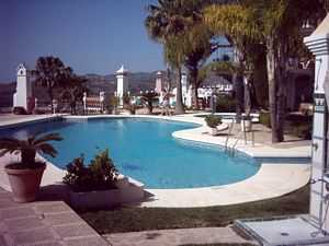 Holiday rental house near Fuengirola in Andalusian on Mijas Golf