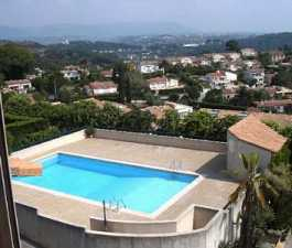 French Riviera apartment for rental in Villeneuve Loubet