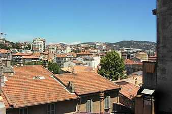 Cannes town house property for sale