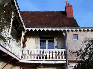 Loches rental accommodation