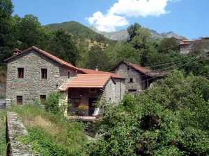 Villa For Rental in Lunigiana Tuscany