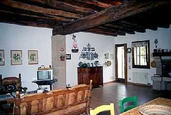 Rural holiday rental near Venice