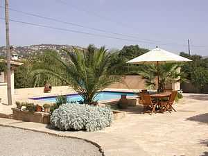 Majorca villa for rental in Port d'Andratx