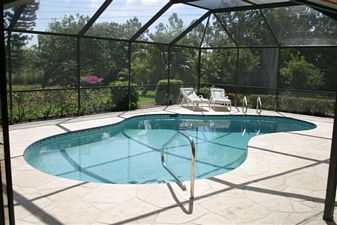 Luxury rental house on Foxfire Golf Course, Naples Florida