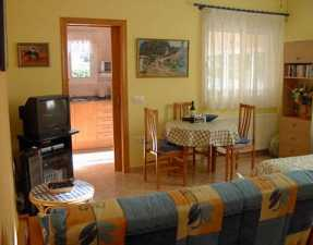 Calpe self catering rental apartment with poool Costa Blanca