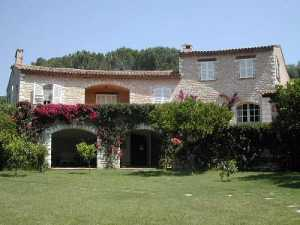 south of france  France private villa with  pool  for rent