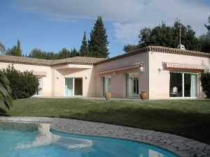 Cote d'Azur  France villa sale