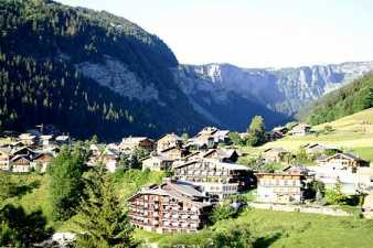 Holiday chalet for summer in Morzine