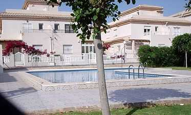 Villa and apartment for rental on the Costa Blanca near Torrevieja