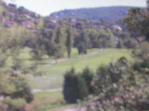 French Riviera  Cote d'Azur Golf course, restaurant, bar and building land for sale