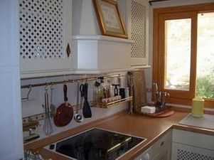 Kitchen of Puerto Andratx apartment for sale
