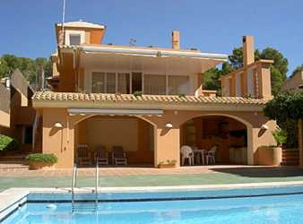 Andratx rental villa apartment with pool Mallorca