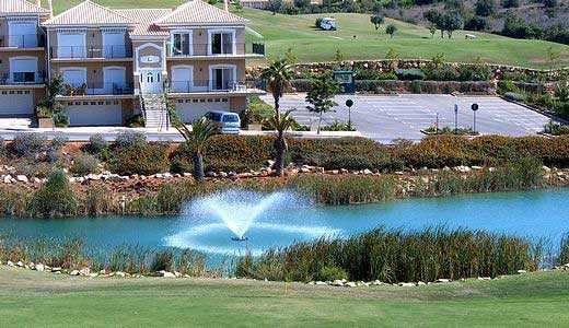 Boavista golf apartment rental West Algarve Portugal