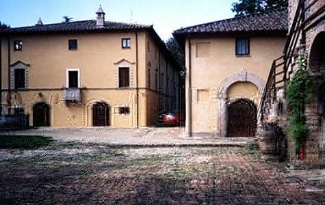 Perugia, Umbria Italy Villa for Rental