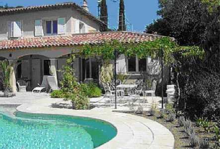 Private Villa To Rent In Grimaud On The French Riviera New