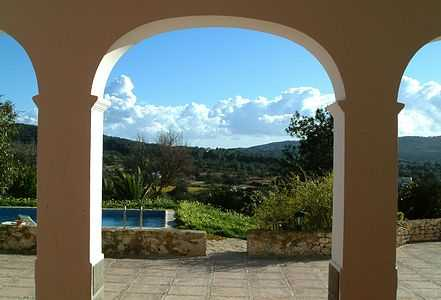 Ibiza Spain villa to rent
