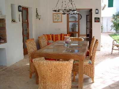 Large holiday rental villa in Majorca Spain