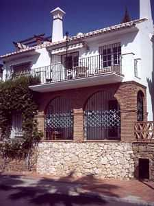 Holiday rental house near Fuengirola in Andalusian