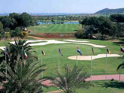 La Manga Club villa rental for golf holidays
