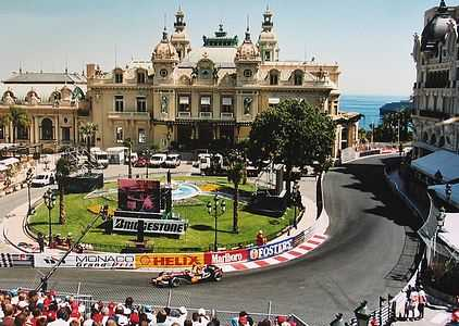 Rental accommodation for Monaco formula 1 Grand Prix