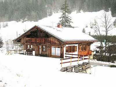 Ski holiday chalet in Morzine