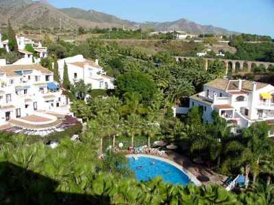 Holiday villa to rent at Nerja